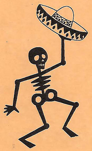 Dancing-skeleton
