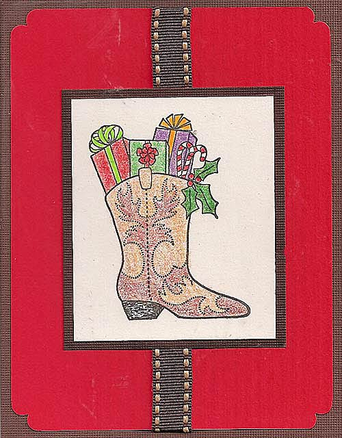 Boot-with-presents