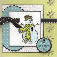 Ornate-Snowman-card