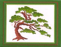 Tree-crackle