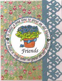 Friends-Flowers