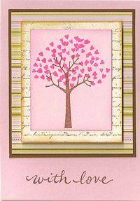 Memory-Box-Heart-Tree