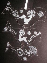Acrylic-Birds