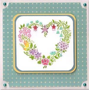 Flower-Heart-Wreath