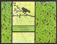 Birds-in-Vines
