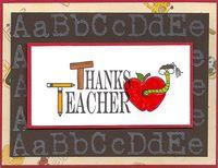 Thanks-Teacher