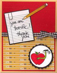Pencil-card