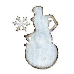 Die-Snowman