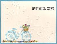 Bicycle-Flourish