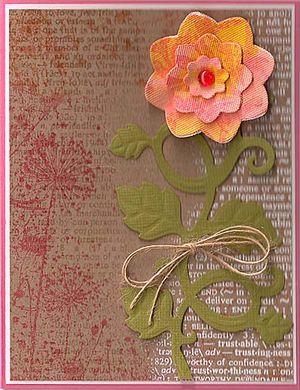 Canvas-Flowers-Dahlia