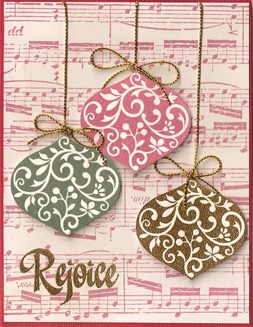 Ornament-Trio
