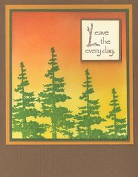 Forest-card