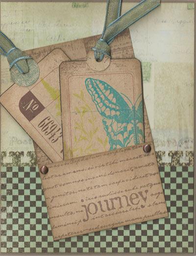 Fern-Butterfly-Card