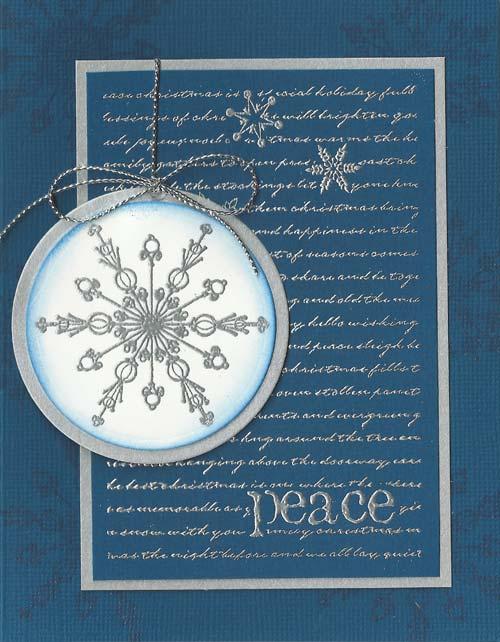 Peace-Snowflake