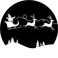 Santa-Globe
