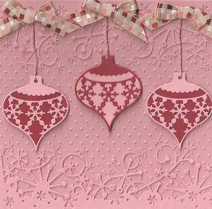 Ornaments-pink