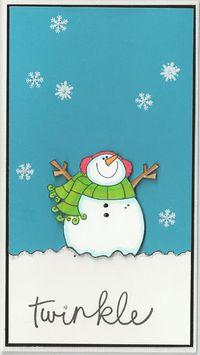 Twinkle-snowman