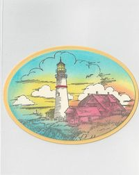 Lighthouse-inside