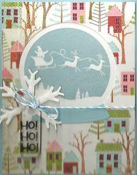 Snowglobe-Santa