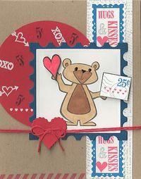 Postage-Bear