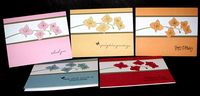 Orchid-Branch-card-set