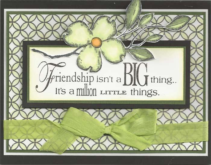 Dogwood-Friendship