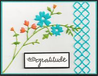 Turquoise-card