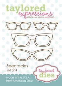 Spectacles-Die