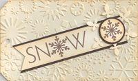 Tag-snow
