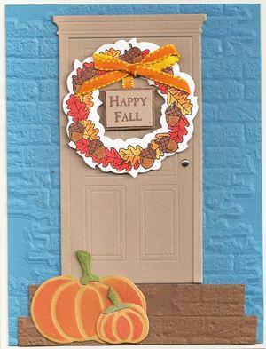 Door-Autumn-Wreath