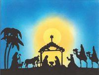Nativity-easel-card