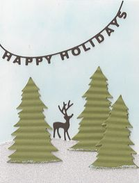 Banner-Tree-Deer