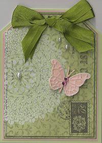 Green-Antique-Background