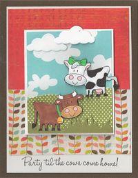 Party-til-cows