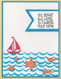 Red-sailboat