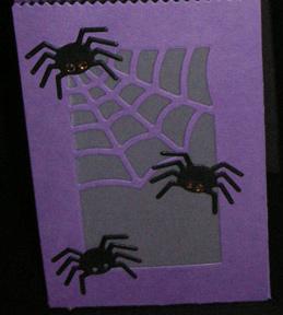 Purple-Spider