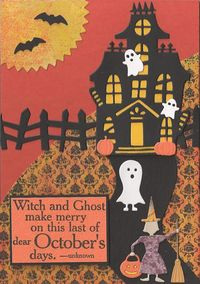 Witch-and-Ghost