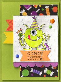 Candy-Monster