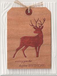 Inlaid-Deer