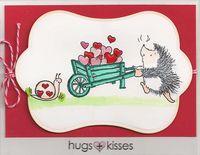 Hedgehog-Hearts