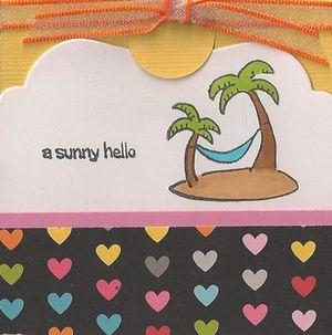 Sunny-hello
