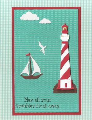 Lighthouse-Ship