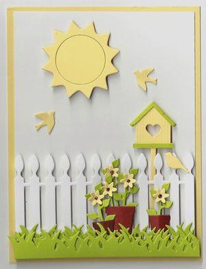 Birdhouse-Garden-Pots
