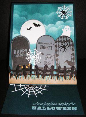 Graveyard-Easel
