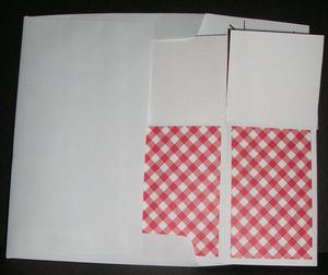 Veggie-folded