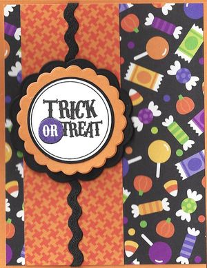 Trick-or-Treat-card