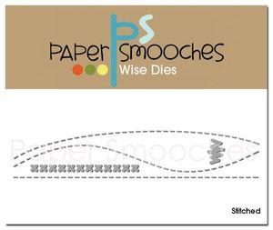 Stitched-die