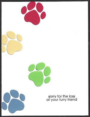 Color Paw-Prints