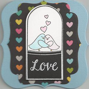 Dome-Tag-Love