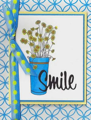 Smile-Flower-Pail